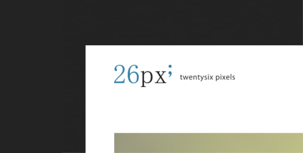 26 Pixels - The Design Magazine