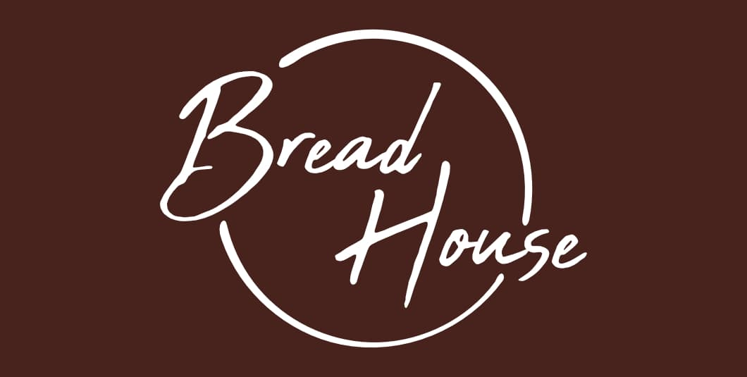 Bread House Logo and Branding