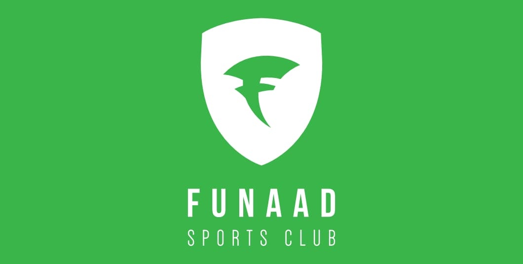 Funaad Sports Club Logo Design